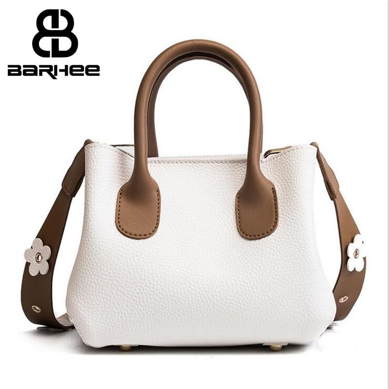 Fashion Paneled Women Messenger Bags Wide Strap Floral Designer Women Shoulder Bags pu Leather Small Handbags for Girls Bolsas