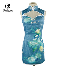 Best female Cosplay Dress Blue at cheap price