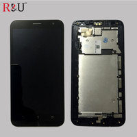 5 5 Inch LCD Display Glass Panel Touch Screen Digitizer Assembly With Frame Replacement For Asus