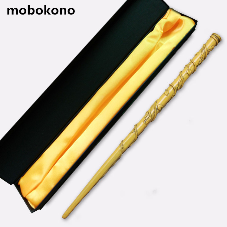 mobokono Hot Hermione Magical Wand 37cm Magic wand cosplay performance stage props Gift Collection Christmas