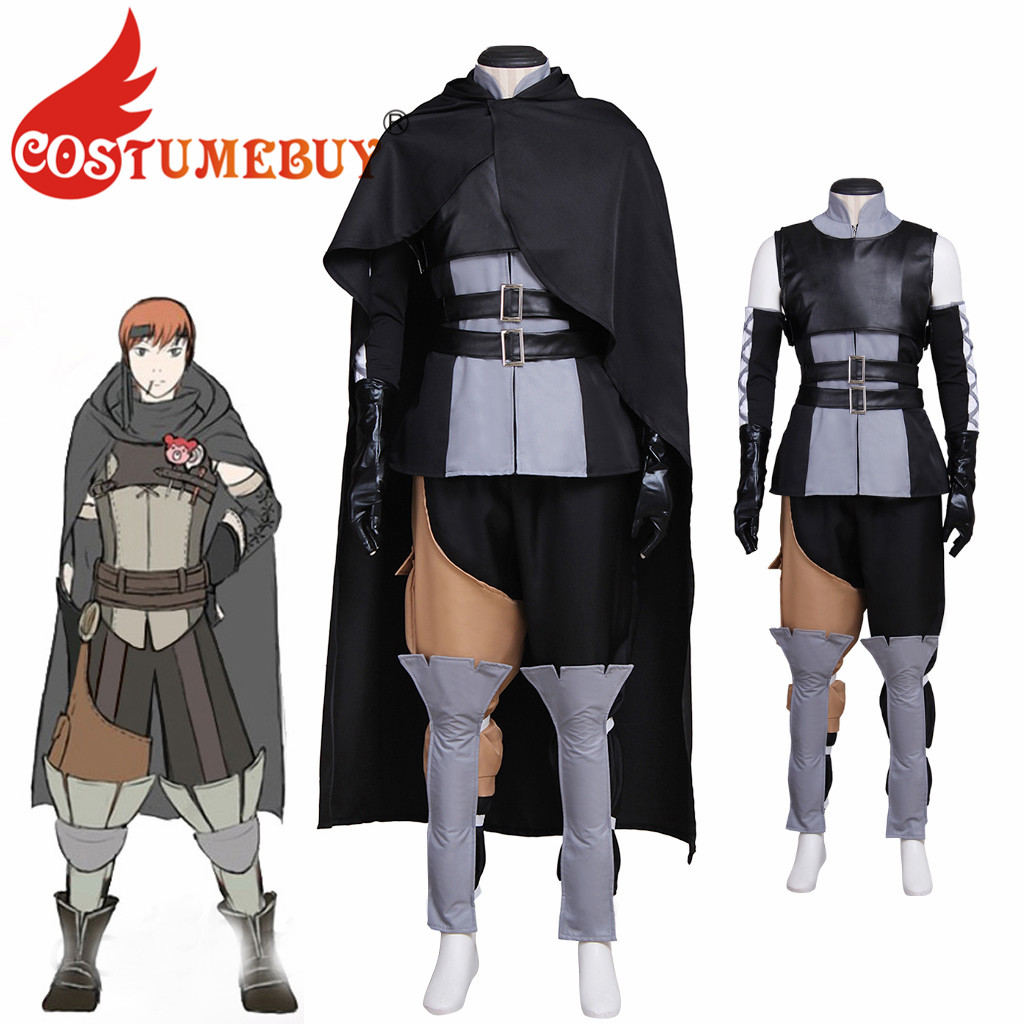 CostumeBuy Game Fire Emblem Gaius Cosplay Costume Adult Halloween Carnival Fancy Full Set Costume L920