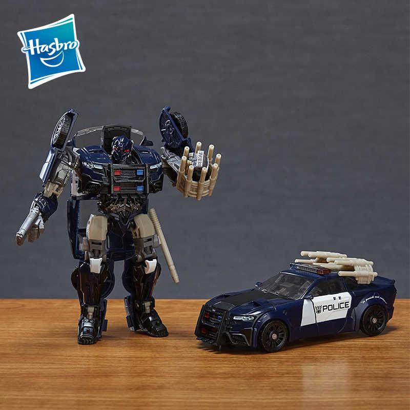 הסבר רובוטריקים צעצועי האחרון אביר פרמייר מהדורת Deluxe מתרס אוטוטיל Rollbar פעולה איור דגם CarToy אוסף