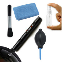 Professional Cleaning Kit Lens Pen For SLR Digital Camera Camcorder Filter Free Shipping