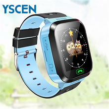 T09 Children Smart Watch WiFi GPS Watch Anti Lost Kids Smartwatch SIM LBS SOS Alarm for Android IOS support Camera USB Interface