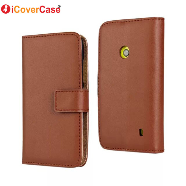 Phone Cases For Microsoft Nokia Lumia 950 950XL 920 925 930 820 520 550 Wallet Case Leather Mobile Accessory Etui Capa Coque