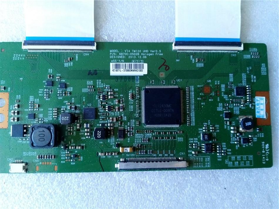 LED55K380U Logic Board 6870C-0502B Screen HE550HU-B21 SO