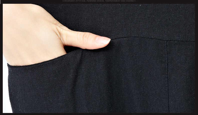 Модные негабаритные повседневные льняные и хлопковые низкое падение шаровары с низкой слонкой Свободные Комбинезоны летние комбинезоны брюки европейские уличные комбинезоны