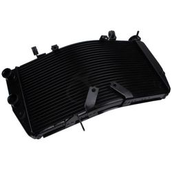 Motorcycle Aluminum Radiator Cooler Cooling For DUCATI 848 1098 1198 2008-2011 2009 2010