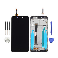 For Xiaomi Redmi Note 4 MTK Helio X20 Deca Core LCD Assembly Display Touch Screen With Frame for Xiaomi redmi Note 4 3G+32 4+64G