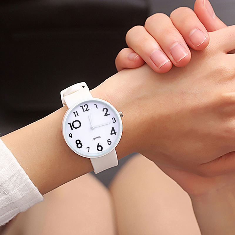 Fashion Silicone Wrist Watch Women Watches Ladies New 2018 Quartz Wristwatches For Woman Clock Female Hours Hodinky Montre Femme