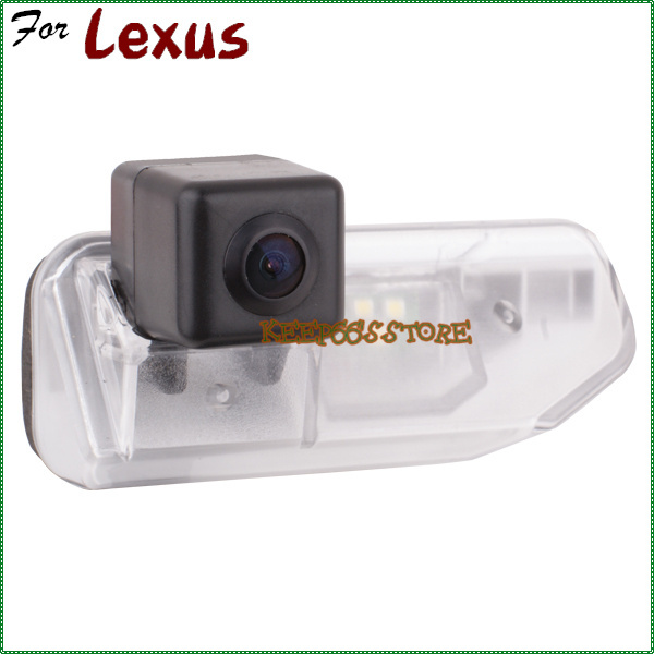 for SONY CCD wireless wired car REAR VIEW CAMERA for Lexus ES350/240/IS300 IS380 rear reverse backup paking assist