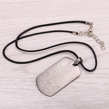Attack on Titan Titanium Metal Necklace Pendant