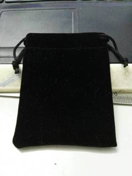 A variety of color optional drawstring velvet bag for mobile phone\HDD accessories gift jewelry bags\pouch customized wholesale