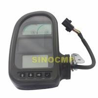 Monitor da máquina escavadora 1048069137de com programa para volvo ec240 ec240lc|monitor| |  -
