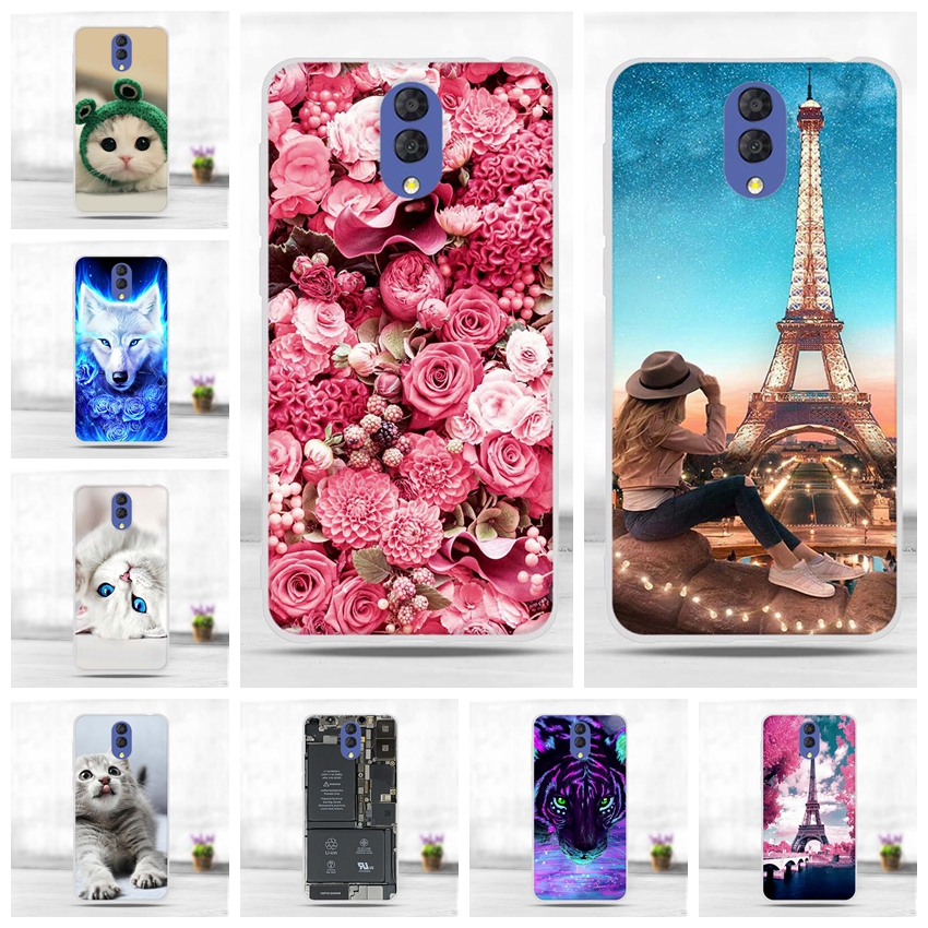 Fashion Datura Phone Case For Alcatel 1S 5024 1C 5009 1 5033