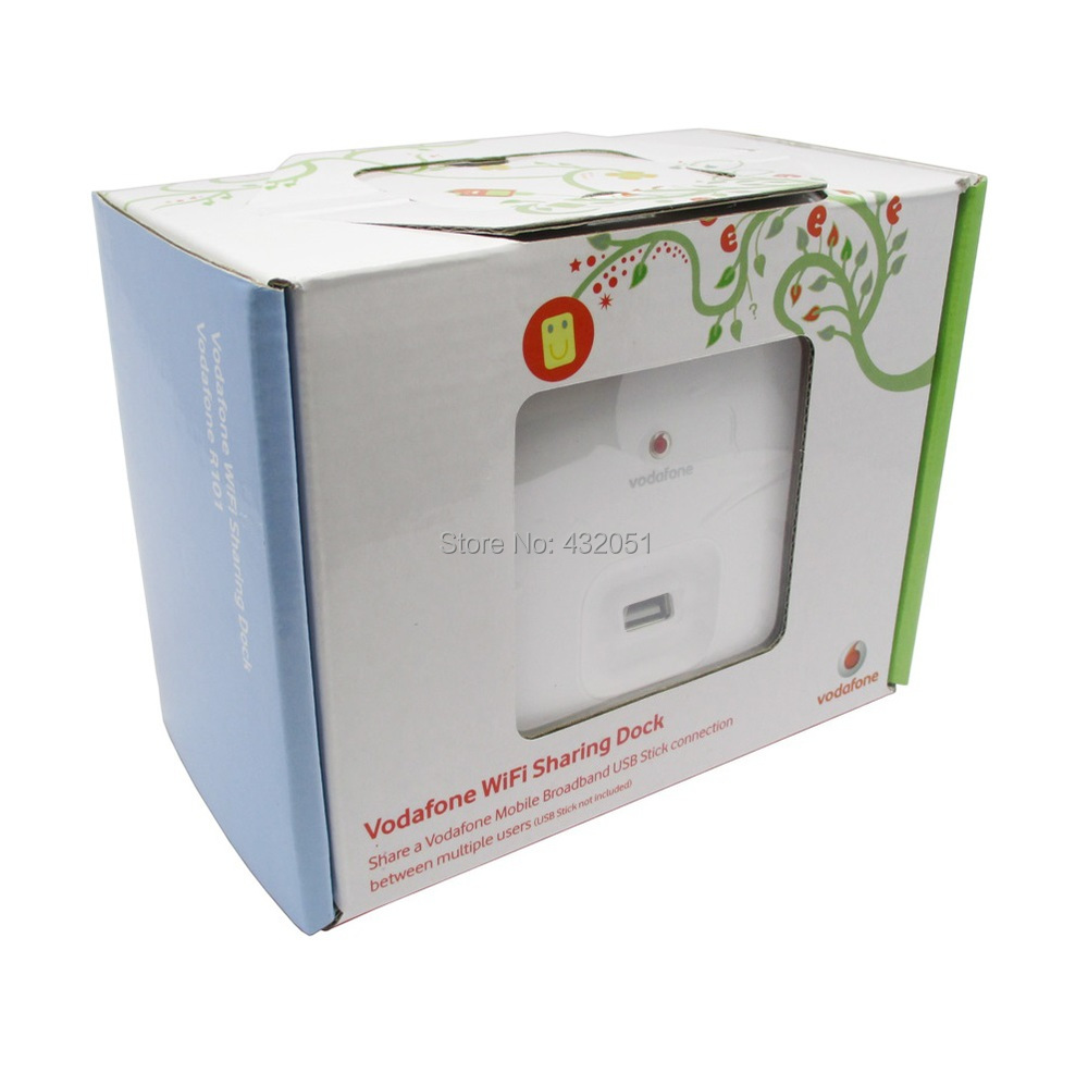 vodafone R101 3g usb wireless router sharing dock huawei