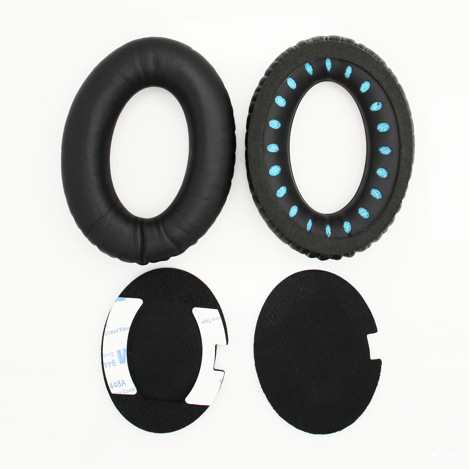 Replacement Earpads Ear Pads Cushions For QC2 QC15 headphones