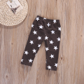 Kids Toddler Baby Boy Girl Clothes Star Printed Harem Pants Trousers Bottom Leggings 0-24M