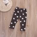 Niños Toddler Baby Girl Boy Ropa Estrella Impreso Harem Pantalones Leggings Inferiores 0-24 M