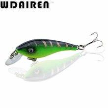 1Pcs wobblers Crank Bait 5.7cm 4.4g Fishing Lures Tackle Swim bait fishing japan Hard Crazy Bass Crankbait Fish Lure NE-320