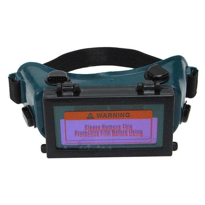 NEW Auto Darkening Welder Welding Eyes Goggles Glasses Helmet Mask Eyeshade/Patch/Eyes Workplace Safety Goggles