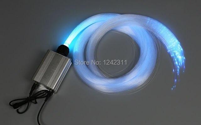 fiber lighting kit. for sales night lighting wedding decoration fiber optic lights kit led light rgb mini box g