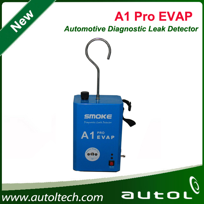 Engine Oil Analyzer Smoke Automotive Leak Locator Leak Detector A1 Pro EVAP Smoke Test Machine In Stock