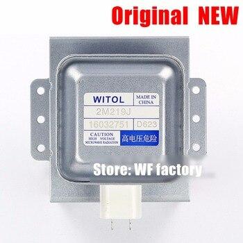 NUOVO Forno a microonde parts Magnetron per midea WITOL 2M219J tubo magnetico smontare 9 in un nuovo