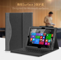 Creative Design Tablet PC Cover For 12 Microsoft Surface Pro 3 Laptop Sleeve Case PU Leather