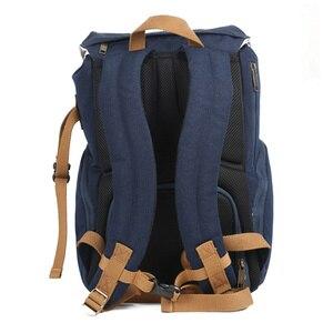 Image 4 - Prowell su geçirmez kamera sırt çantası dayanıklı DSLR fotoğraf çantası açık dijital omuzdan askili çanta için kamera/Lens/flaş işık/Tripod