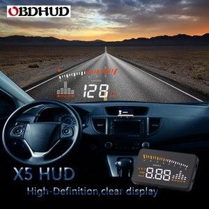 100% Original OBDHUD X5 Car He
