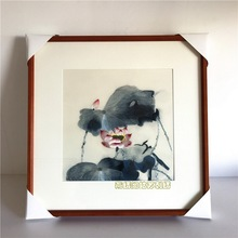 Su zhou embroidery finished drawing living room decoration