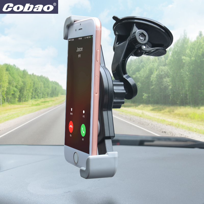 2017 soporte del teléfono accesorios del teléfono móvil del coche universal gps