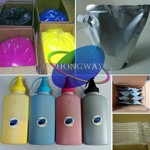 Bulk toner powder for samsung CLP506 toner refill
