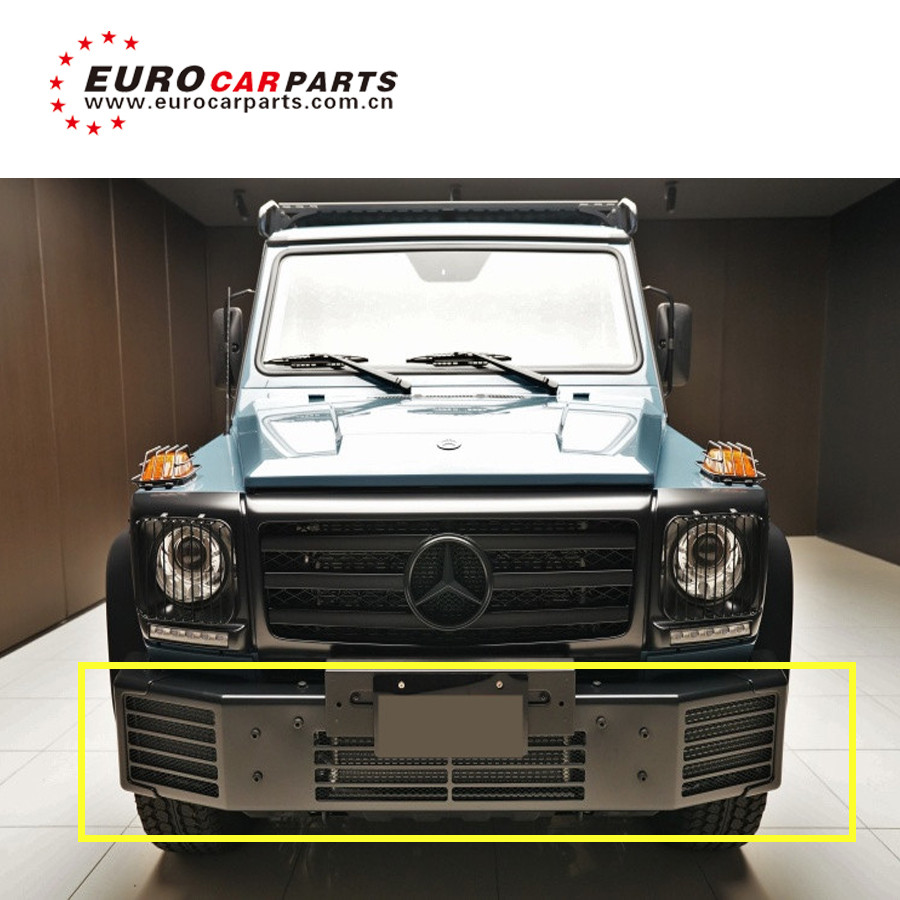 G350d Professional Front Bumper Fit For G Class W463 G350d 2016 2017