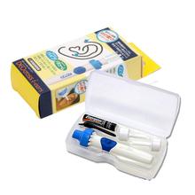Elektryczne narzędzie do czyszczenia uszu Earpick łatwe usuwanie woskowiny pielęgnacja uszu zapobieganie miękkiemu bezpiecznemu chwytaniu uszu czyste narzędzia wacik usuwanie woskowiny tanie tanio doloise 4 8*1 25*2 6cm RS-059