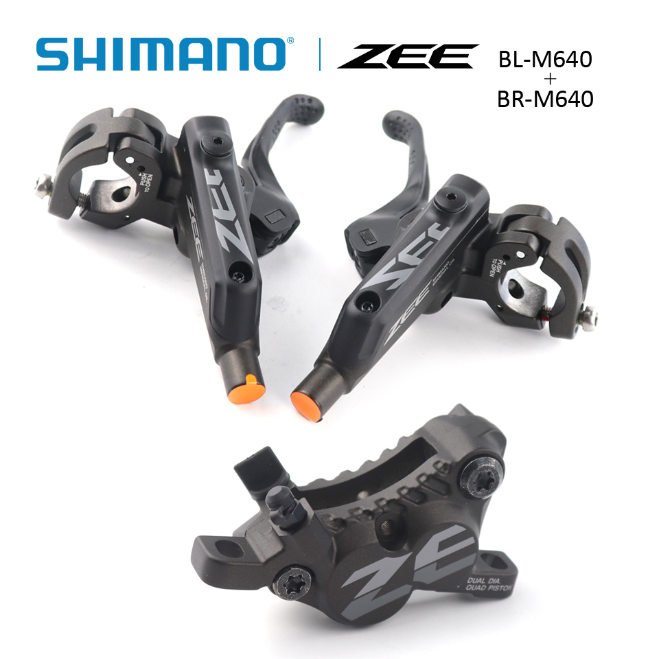 e0a1d10d2b0 Detail Feedback Questions about SHIMANO ZEE BR M640 BL M640 Brake ...