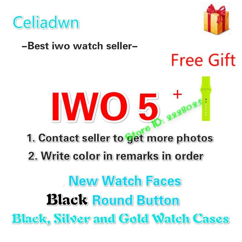 50pcs IWO 5 Smart Watch
