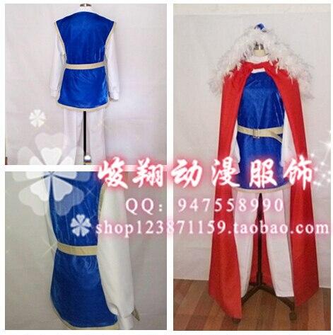 Princess Snow White Prince Cosplay Costume Prince Costume Men's Outfit Prince Charming Cosplay