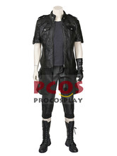 Final Fantasy XV Noctis Lucis Caelum Cosplay Costume & Boots mp003543