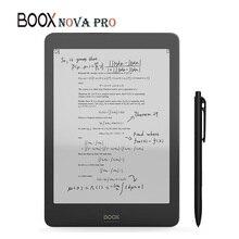 ONYX BOOX NOVA PRO читатель электронных книг первый Универсальный читатель 2G/32G содержит двойной сенсорный и передний светильник с плоским экраном для чтения электронных книг