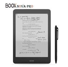 אוניקס BOOX נובה פרו ספר אלקטרוני קורא הראשון תכליתי eReader 2G/32G מכיל כפול מגע וקדמי אור שטוח מסך ספר אלקטרוני קורא