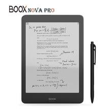 ONYX BOOX NOVA PRO lecteur de livre électronique le premier eReader polyvalent 2G/32G contient un lecteur de livre électronique à double écran plat tactile et avant