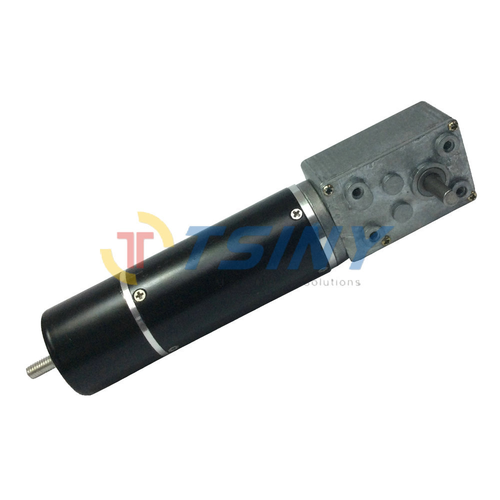 TSINY 24V BLDC 32mm Diameter Right Angle Brushless DC Gear Motor 58 RPM  24 volt motor лиф mc2 saint barth mc2 saint barth mc006ewqry82