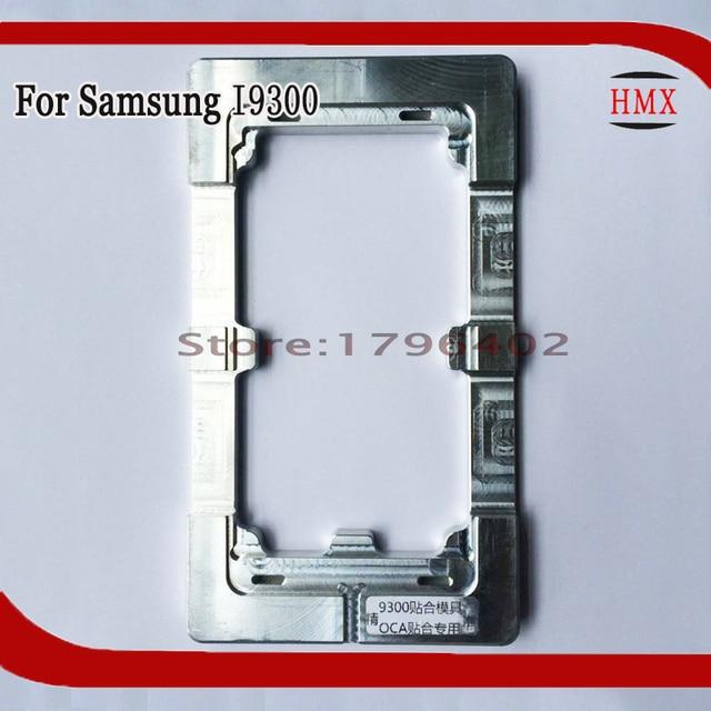 precise aluminium metal mold for xiaomi miui 3 frame fixer alignment mould refurbish broken glass screen deformation not easily-in Mobile Phone LCDs ...