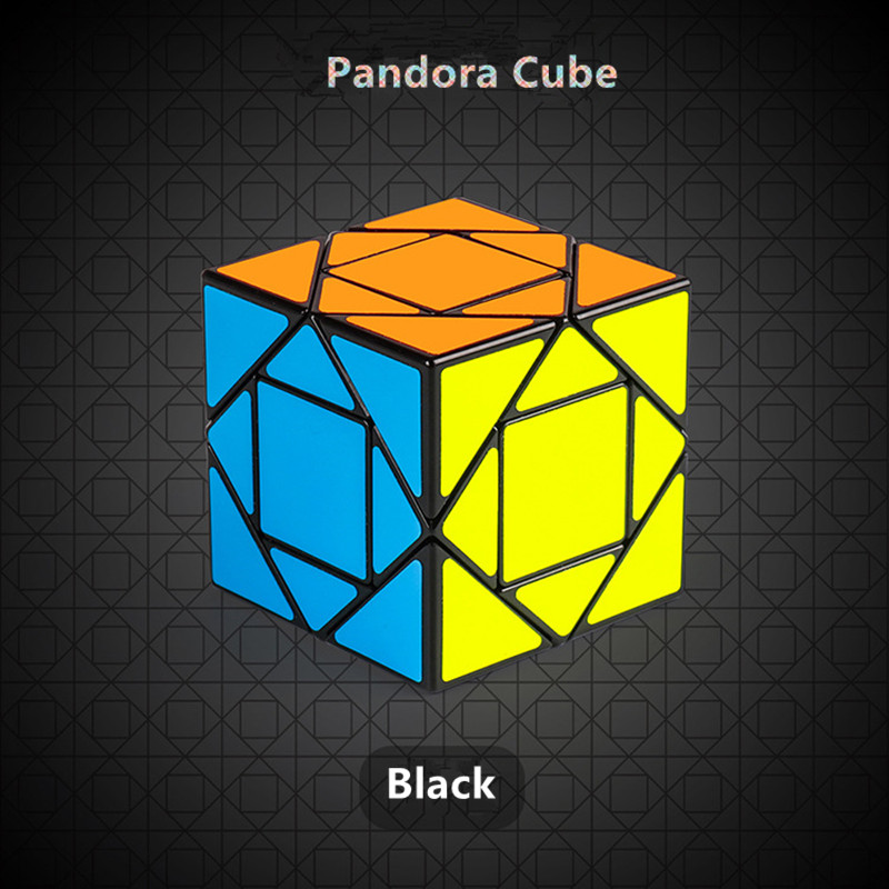 New Style Pandora Cube Magic Cube Base Accessories Tripod 3x3x3 4x4x4 5x5x5 Cube Base Collocate цена
