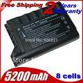 Аккумулятор для ноутбука HP COMPAQ Evo N600 N600C N610C N610V N620C 5200 мАч 8 клетки