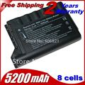 JIGU Laptop Battery  For HP COMPAQ Evo N600 N600C N610C N610V  N620C 5200mah 8CELLS
