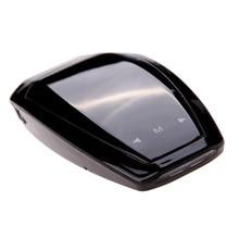 12 V 360 Grados VB Detector Del Radar Del Coche Pantalla LED Anti Radar Detector Ruso/Inglés Voz de Alarma de Velocidad Del Vehículo Control