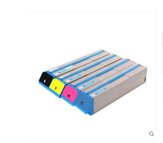 Gorący nowy kompatybilny kolor kasety z tonerem do OKI C911 c931 45536414 drukarki kasety kopiarka zestaw laserowy wkład KCMY 4 sztuk/partia w Kasety z tonerem od Komputer i biuro na AliExpress - 11.11_Double 11Singles' Day 1